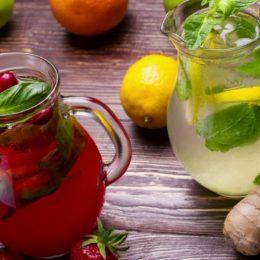 Прохладительные напитки и аперитивы: рецепты
