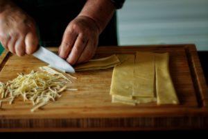 Рецепт домашней лапши для супа